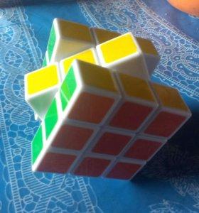 Научу собирать кубик рубик