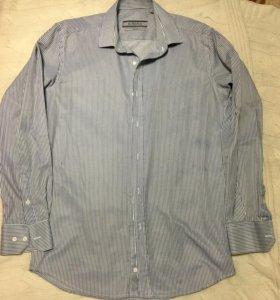 Мужская рубашка Al Rranco б/у
