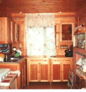 Кухонная мебель для дачи