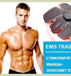 Пояс EMS-Trainer уникальный прибор для тренировок.