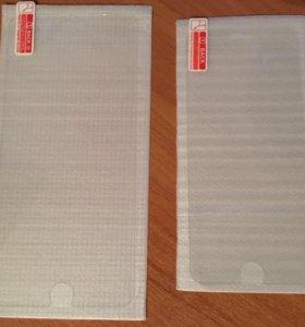 Защитное стекло на экран  на все модели Iphone