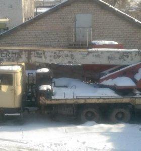 Автокран СКАТ-32 СОКОЛ