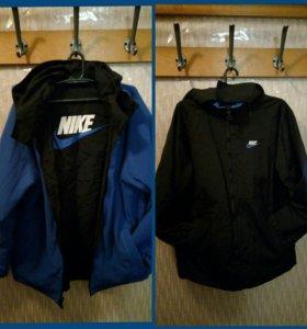 Ветровка двухсторонняя Nike