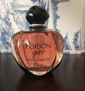 Туалетная вода Dior Poison Girl 100 ml