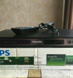 DVD проигрыватель PHILIPS