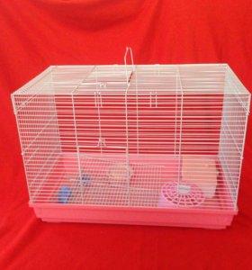 Клетки для птиц и грызунов