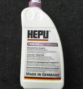 Антифриз Hepu G12plus 1,5 л концентрат