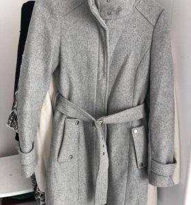 Пальто шерстяное. Торг