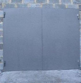Гаражные ворота под любой гараж. Заказ