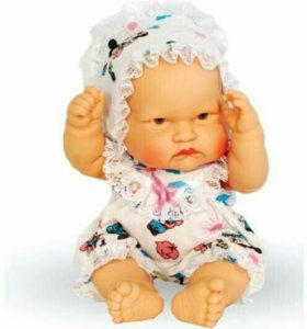 Новая кукла Маняша