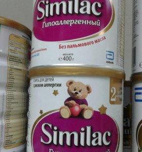 Молочная смесь симилак 400 гр