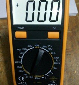 Мультиметр с термопарой