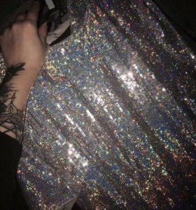 платье H&M.