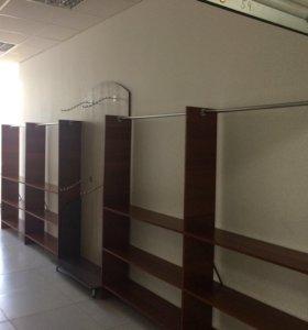 Мебель для бутика одежды