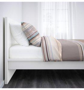 Кровать двуспальная ikea