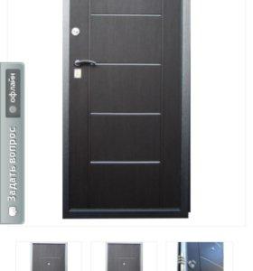Дверь металлическая (входная)