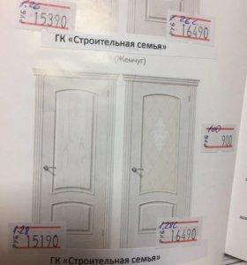 Дверь шпон дуба 1.28