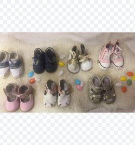 Обувь для девочки р.18,19,20