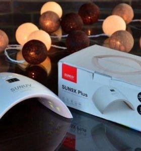 Лампа 36w led для ногтей