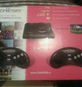Игровая приставка Sega Genesis HD Ultra