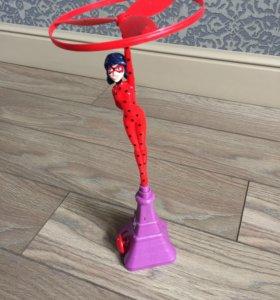 Игрушка Леди Бак летающая