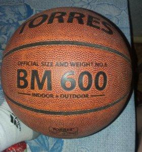 Баскетбольный мяч,срочно!Торг уместен