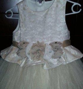 Нарядное платье ф. Миалора