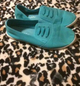 Кеды, кроссовки , летняя обувь женская
