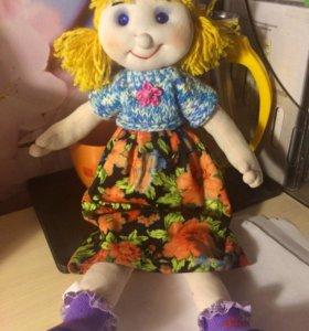 Куколка ручной работы🌸