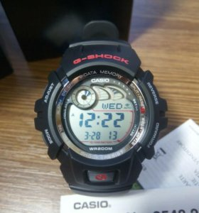 Casio G-Shock g-2900 новые