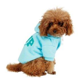 Тёплая кофта для собак