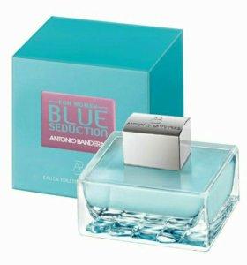 Antonio Banderas Blue Seduction Women edt 50 ml