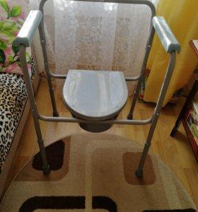 Кресло - Стул санитарный- биотуалет.