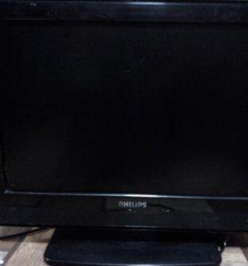 Телевизор, требуется ремонт.