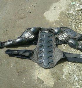 Черепаха защита мотоциклиста