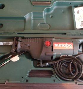 Пила сабельная METABO PSE 1200