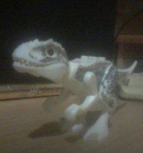 Динозавр. Лего