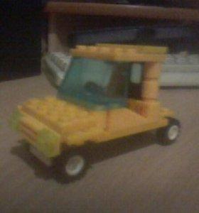 Lego машина