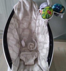 4moms Mama Roo электронные качели-шезлонг