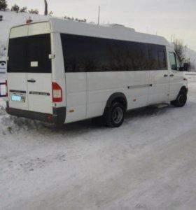 Заказ микроавтобуса до 20 мест