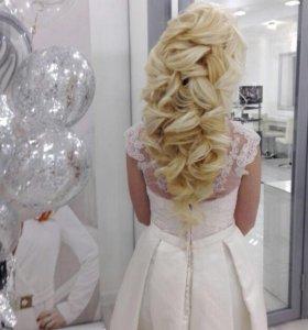 Услуги стилиста сбор невесты от 1500