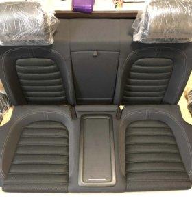 Задний диван Volkswagen Passat CC