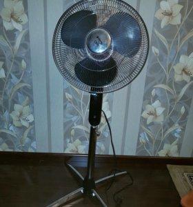 Сенсорный вентилятор Vitek