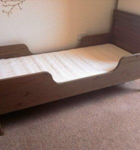 Кровать детская Сундвик икеа