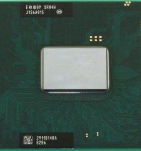 Процессор для ноутбука sr04w i5-2430m
