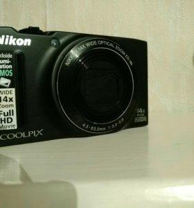 Цифровой фотоаппарат Nicon