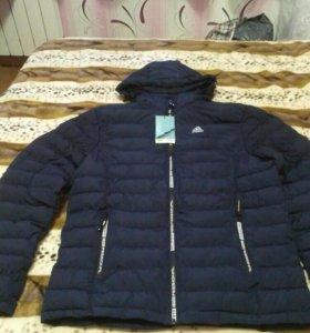 Весенняя мужская куртка 56 размер