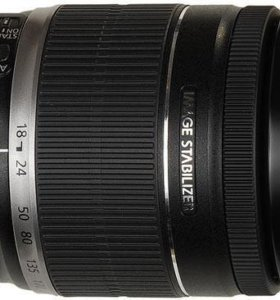 Canon EF-S f/3.5-5.6 IS 18-200mm