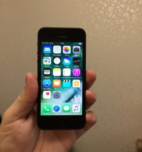 Apple iPhone 5 16гб space gray