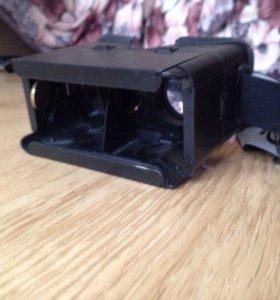 VR 360 Очки Виртуальной реальности